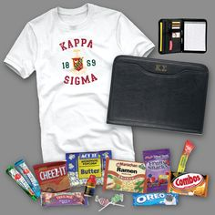 Fraternity 2014 Miss You Care Package