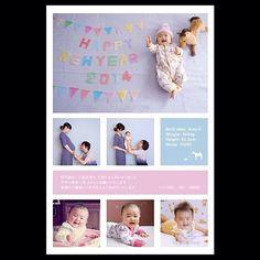 女性で、4LDKの年賀状/赤ちゃんについてのインテリア実例を紹介。「あけましておめでとうございます!今年もよろしくお願いします(*^_^*)」(この写真は 2014-01-02 11:55:15 に共有されました)