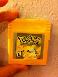 Found this in my brothers room. Childhood restored!