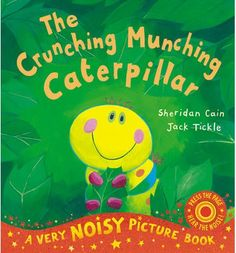 Caterpillar longs to be able to fly but he doesn't have any wings. When Butterfly comes along, she smiles a secret smile because she knows something Caterpillar doesn't! A special 10th anniversary edition with sound.