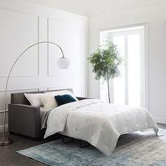 Henry® Basic Queen Sleeper Sofa #westelm