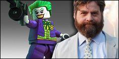 Lego Batman filmi için Joker'i tecrübeli bir isim seslendirecek. http://www.kayiprihtim.org/portal/2015/08/14/zach-galifianakis-lego-batman-filminde-jokeri-seslendirecek/