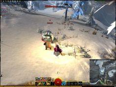 Guild Wars 2 -- User Interface Design on Behance