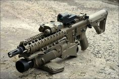 Military Weapons, Weapons Guns, Guns And Ammo, Tactical Rifles, Firearms, Shotguns, Armas Ninja, Fire Powers, Cool Guns