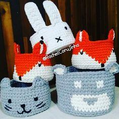 3 destes lindinhos já estão indo para casa #RachelCorujinha #feitoamao #handmade #crochê #crochet #fiodemalha #fioecologico #fioreciclado #trapilho #trapillo #euquefiz #ideias #totora #crochetlove #decor #decoracao #crochetaddict #alfombra #crochetart #decora #crochetlife #lovecrochet #fiosguaranisempre