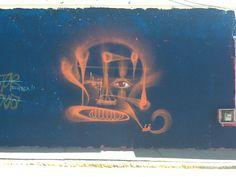 Iva por las called y me encontré esta pinta pasada de verga  Por la avenida de la luz en Queretaro chido rifado te #GraffitiQueretaro #Graffiti #GraffitiMexico