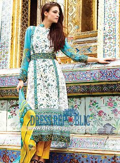 Izabell Ambri Lawn 2014 by Ittehad Textiles | Lawn Suits Pakistani  Lawn Suits Pakistani 2014: Izabell Ambri Lawn 2014 by Ittehad Textiles in Elizabeth, Trenton, and Edison, New Jersey. New York, NY