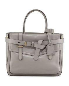 Reed Krakoff Ash Grey Boxer Handbag #ReedKrakoff #TotesShoppers