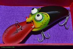 247 Best Fishing Lures DIY images in 2019 | Fishing lures