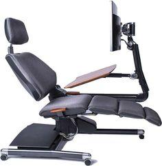 Alt work chair - work comfortably