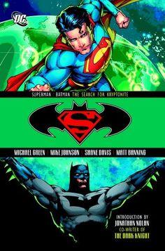 Superman Batman Search For Kryptonite TP