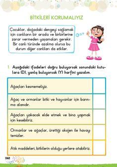 Learn Turkish, Primary School, Learning, Garden, Books, Turkish Language, Upper Elementary, Garten, Libros