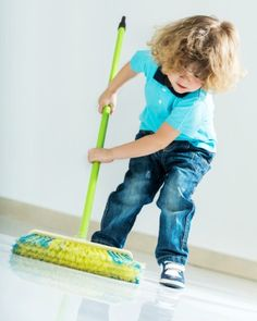 Household chores: Are your kids doing enough?