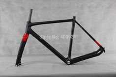 499.00$  Watch here - http://ali6dc.worldwells.pw/go.php?t=609237939 - ICAN BIKES Top rated carbon bike parts cyclocross bicycle frame 3k glossy size 57cm finish fit disc brake AC059 499.00$