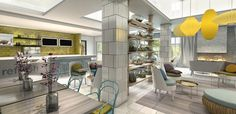 InterContinental's New Hotel Brand Focuses On Yoga Moms And Wellness Geeks | Co.Design: business   innovation   design