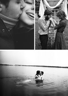 black & white shots focused on the love. Pinned @✨SameeraHeart✨
