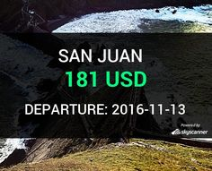 Flight from Denver to San Juan by jetBlue #travel #ticket #flight #deals   BOOK NOW >>>