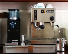 my dream machine: Rancilio Silvia