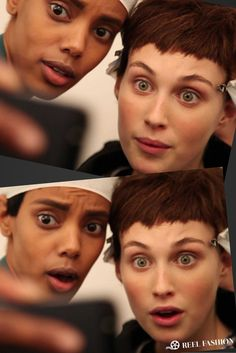 Moschino | Fall/Winter 2014-15 | Behind the Scenes @ Milan Fashion Week | Watch more EXTRAS footage: http://reelfashion.tv/moschino-fashion-show-fall-2014-milan-extra-footage/ #selfie !