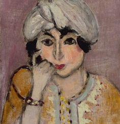 Henri Matisse, Tête de femme, Loretta, 1916, Oil on panel, 21,9 x 15,5 cm, Private collection. #henrimatisse #matisse #art #arthistory…