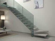 soluciones Enesca para escaleras voladas