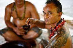 Samoa   Kava Ceremony   American Samoa