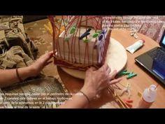 мк коробки и японские узелки часть 1 - YouTube