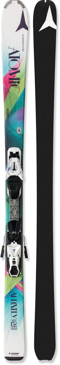 Atomic Affinity Air Skis with Bindings - Women's - 2014/2015 - REI.com