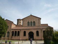"""""""Basilica di Sant' Apollinare in Classe"""", Ravenna Italia (Marzo)"""