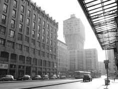 Milano, Torre Velasca, via Flickr.