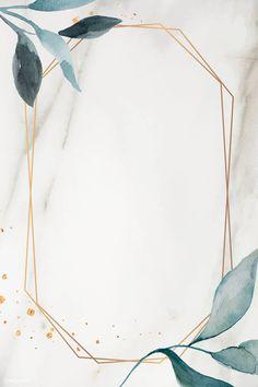 Framed Wallpaper, Phone Wallpaper Images, Flower Background Wallpaper, Cute Patterns Wallpaper, Cute Wallpaper Backgrounds, Flower Backgrounds, Cute Wallpapers, Frame Background, Watercolor Background