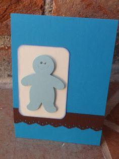 card omino azzurro