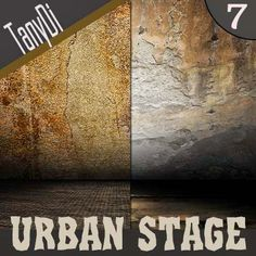 Urban Stage | Metal Floors | GraphicRiver | Creative Graphic Resources