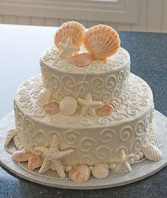 Beach wedding cake that looks like sand...   Weddings, Fun Stuff, Planning   Wedding Forums   WeddingWire