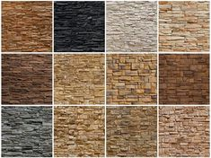 stone veneer designs for interior Stone Tile Texture, Brick Texture, Tiles Texture, Stone Tiles, Brick And Stone, Old Stone, Dry Stack Stone, Pattern Texture, Stone Blocks
