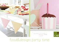 Food&Design: Party Time