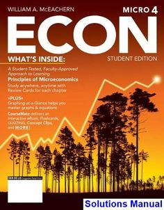 Download economics of strategy 6th edition solution manual by solutions manual for econ microeconomics 4 4th edition by mceachern fandeluxe Image collections