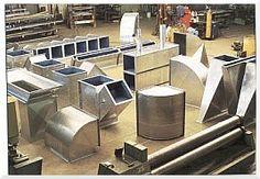 HVAC Sheet Metal Duct Work
