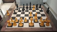 !!!!! Win Chess In 2 Moves !!!!! Fool's Mate is the fastest way to checkmate your opponent in the game of chess. Check out video to know the quickest way to win the game. Chess Strategies, Wood Chess Board, Antique Christmas, Chess Pieces, Sports Art, Tabletop Games, Toy Storage, The Fool, Wooden Boxes