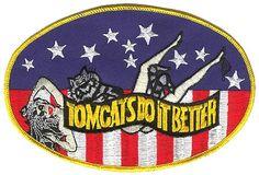 "F-14 Tomcat ""TOMCATS DO IT BETTER"""
