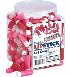 Candy Lipstick - only cost a penny at the penny candy store I remember it tasting funny Retro Candy, Vintage Candy, Vintage Toys, Retro Vintage, 1980s Candy, 90s Childhood, My Childhood Memories, Sweet Memories, Tante Emma Laden