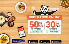 Latest FoodPanda Coupons, Offers & Coupon Codes For Jun 12222 - GrabOn