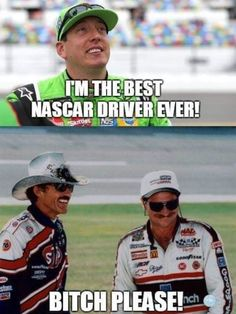 Nascar Quotes, Nascar Memes, Nascar Race Cars, Racing Quotes, Dirt Track Racing, Drag Racing, Nascar Champions, Most Hilarious Memes, Joey Logano