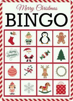 Bingo #christmas