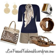 """""""Sunny Day"""" by lffashionable on Polyvore"""