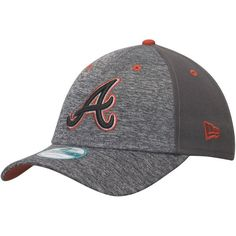 Men's Atlanta Braves New Era Heathered Gray The League Shadow 9FORTY Adjustable Hat, Your Price: $19.99