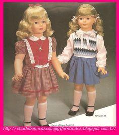 Bonecas Amiguinha, Estrela, 1986 #PattiPlaypal