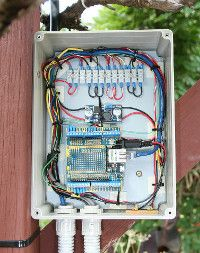 Click to view Arduino Weather Station Project