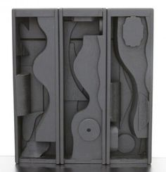 Louise Nevelson, Night Blossom, 1973