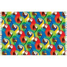 Finalmente es viernes y para alegrar el día os enseñamos el Pañuelo Guacamayos de la Línea Animal...Porque en Brasilchic no hay motivos para no llenar tu vida de color. Visítanos en www.Brasilchic.net
